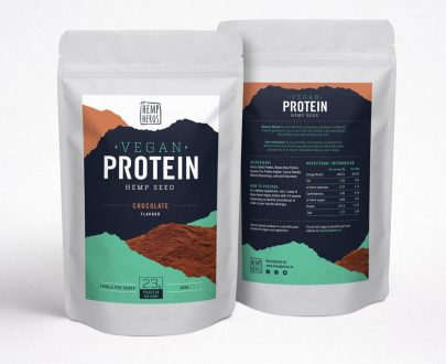 Hemp Heros - vegan protein