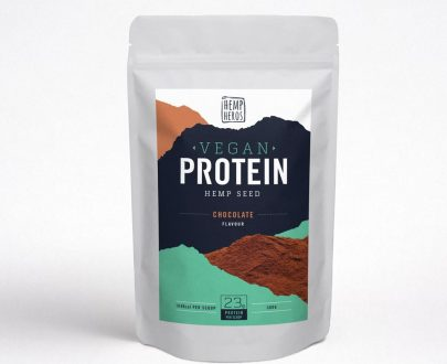 Hemp Hero Vegan Protein