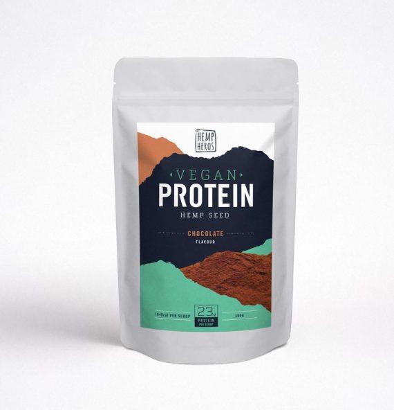 Hemp Hero Vegan Protein